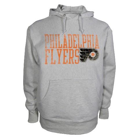NHL Philadelphia Flyers Men's Sweatshirt in Grey