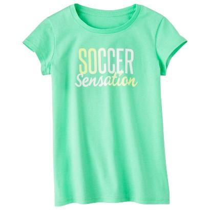 C9 by Champion® Girls' Short-Sleeve Soccer Sensation Tee