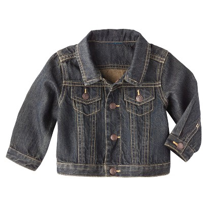 Genuine Kids from OshKosh ™ Newborn Boys' Denim Jacket - Blue