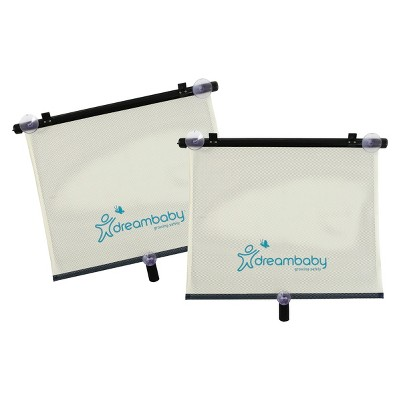 Dreambaby Extra Wide Car Window Shade 2-Pack