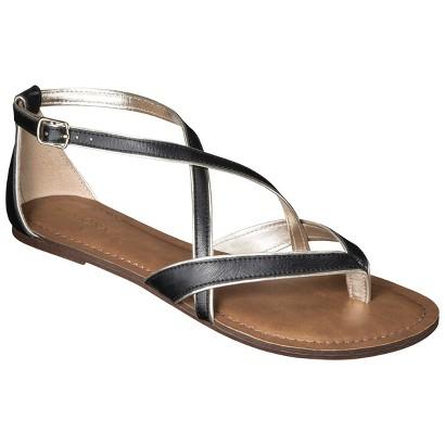 Women's Merona® Emily Sandals - Assorted Colors