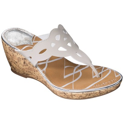 Women's Sam & Libby Natalie Wedge Sandals - Assorted Colors