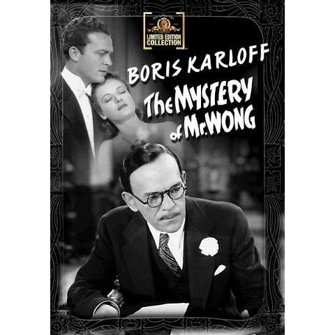 The Mystery of Mr. Wong (Fullscreen)