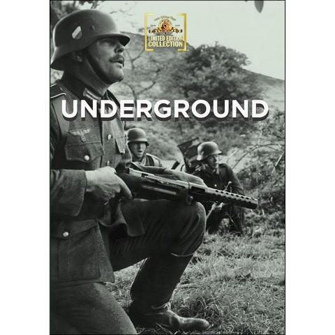 Underground (Widescreen)
