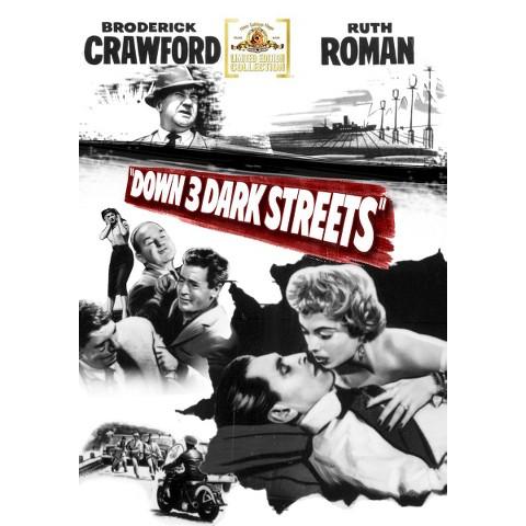 Down Three Dark Streets (Fullscreen)