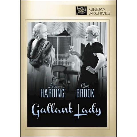 Gallant Lady (Fullscreen)
