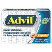 Advil® Pain Reliever and Fever Reducer Film Coated Caplets