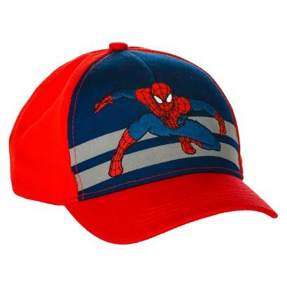Infant Toddler Boys' Spiderman Baseball Hat