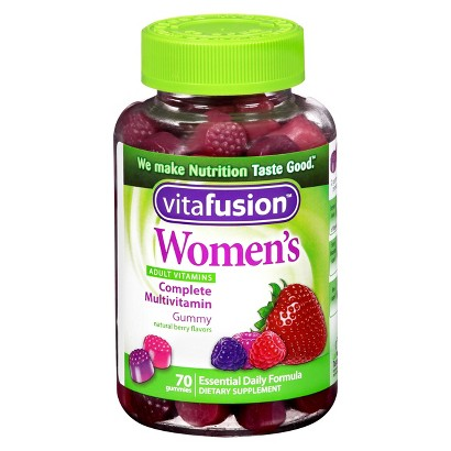Vitafusion™ Women´s Multivitamins Dietary Supplement Gummies