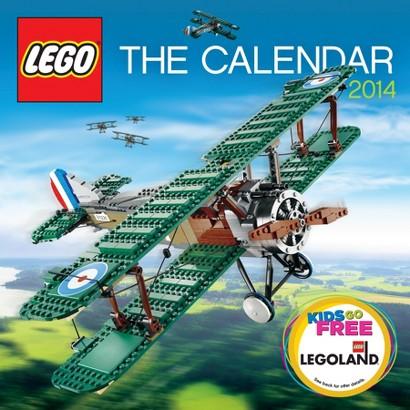 Lego 2014 Calendar