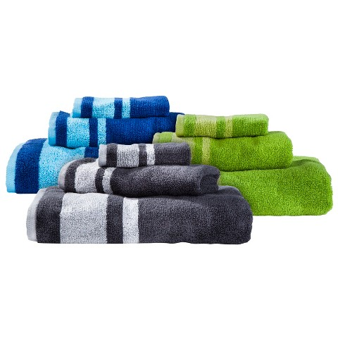 Room Essentials™ Stripe 3-pc. Bath Towel Set