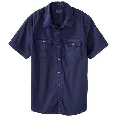 Converse® One Star® Men's Logan Short Sleeve Button Down Shirt