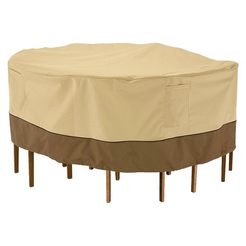 round patio table chairs set product details page