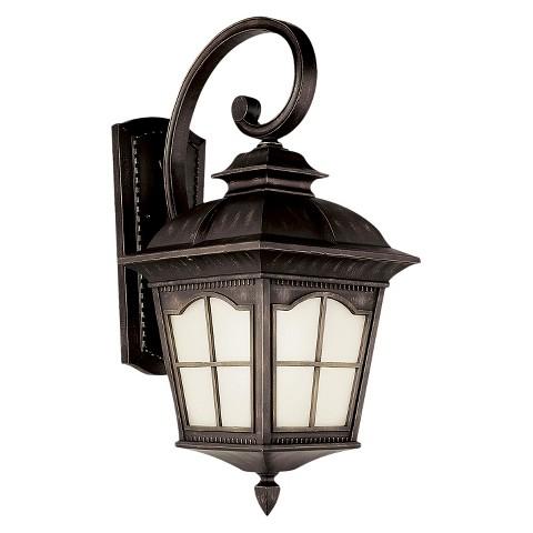 Township energy saving 25 quot outdoor wall light target