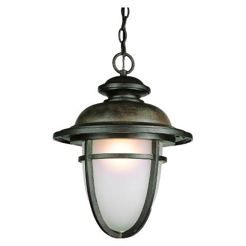 """Acorn 16"""" Outdoor Hanging Light"""