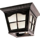 """Township Energy Saving 11"""" wide Outdoor Ceiling Light"""