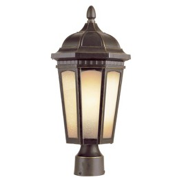 Swiss Chalet Outdoor Lighting Collection