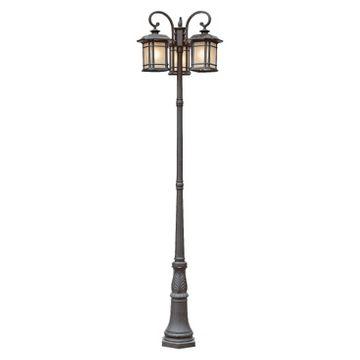 outdoor lamp posts black bel air lighting target. Black Bedroom Furniture Sets. Home Design Ideas