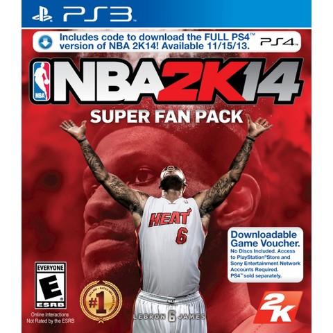 NBA 2K14 Super Fan Pack (PlayStation 3)