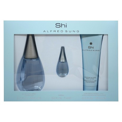 Women's Shi by Alfred Wung 3 Piece Gift Set
