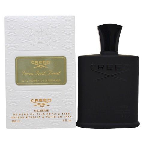 Men's Creed Green Irish Tweed by Creed Millesime Spray - 4 oz