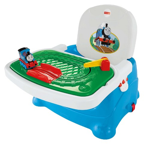 Fisher-Price Thomas the Tank Engine Tray Play Booster Seat