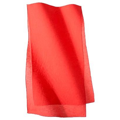 Xhilaration® Solid Fashion Scarf - Coral