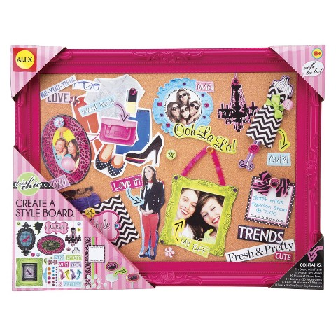 Alex® Toys Tres Chic Create a Style Board