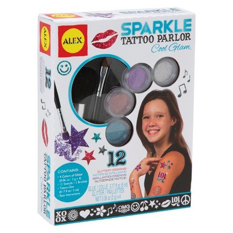 Alex® Toys Sparkle Tattoo Parlor Cool Glam™