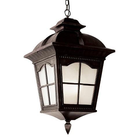 Township energy saving 23 quot outdoor hanging light target