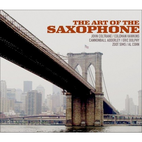The Art of the Saxophone (West Wind)