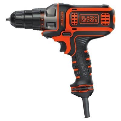 Black & Decker BDEDMT 4 Amp Corded Drill/Driver