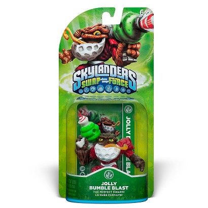 Skylanders Swap Force Jolly Bumble Blast Limited Edition