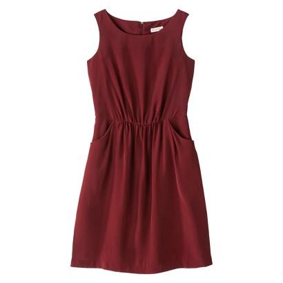 Merona® Women's Woven Drapey Dress