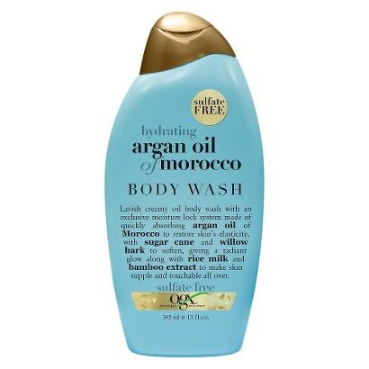 OGX Hydrating Argan Oil of Morocco Body Wash - 13.0 oz