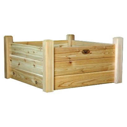 Gronomics Raised Garden Bed - Three Tier