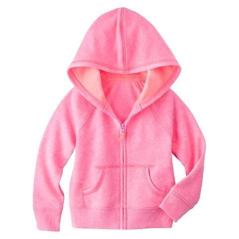 Cherokee® Infant Toddler Girls' ZipUp Hoodie