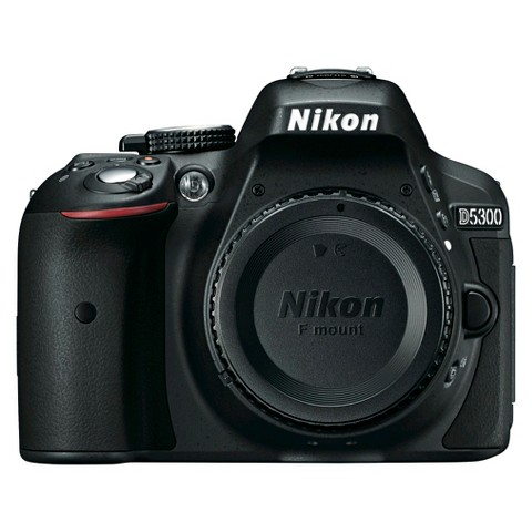 Nikon D5300 24.2MP Digital SLR Camera Body