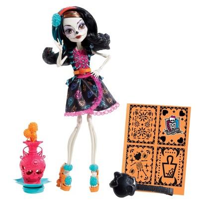 Monster High Art Class Skelita Calaveras Doll