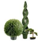 Articial Cedar with Pot