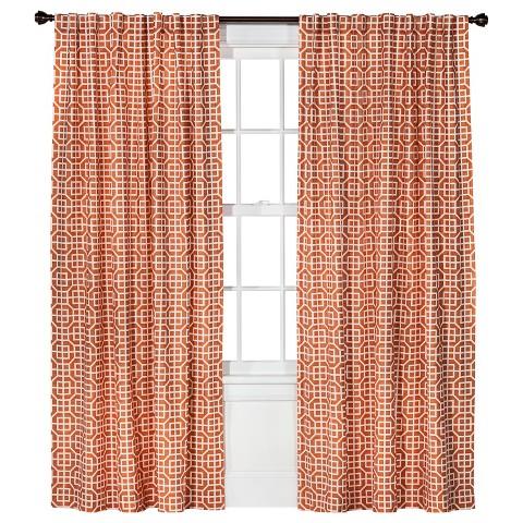Threshold™ Tile Curtain Panel