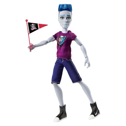 Monster High Slo Mo Doll