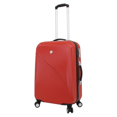 "SwissGear Vector Hardside Upright - Coral (24"")"
