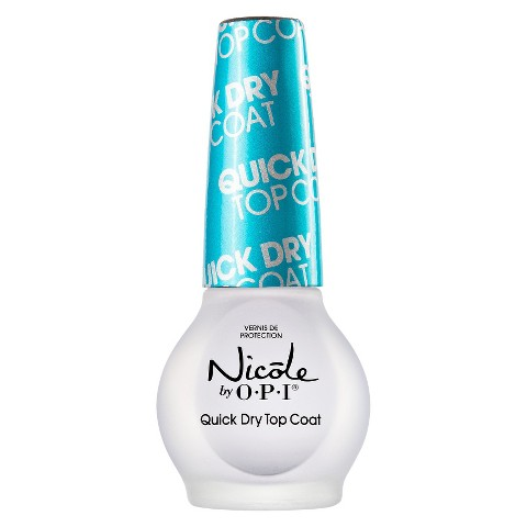 Nicole by OPI Quick Dry Top Coat