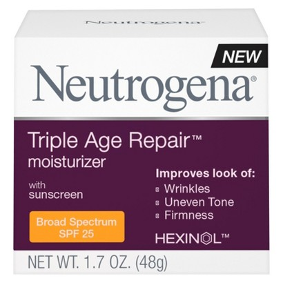NEUTROGENA 1.7 oz Cream Firming Facial Moisturizer
