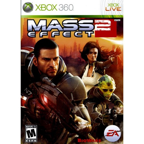 Mass Effect 2 PRE-OWNED (Xbox 360)