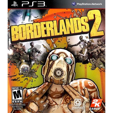 Borderlands 2 PRE-OWNED (PlayStation 3)