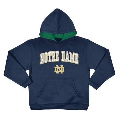 Notre Dame Fighting Irish Kid's Sweatshirt - Navy (Team)