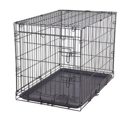 Wire Dog Kennel Crate- Medium Breed size - Boots & Barkley™