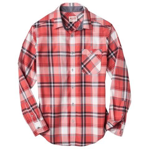 Mossimo Supply Co. Men's Plaid Shirt